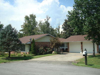 Pigeon Forge Single Family Home For Sale: 316 Bellwood Ave