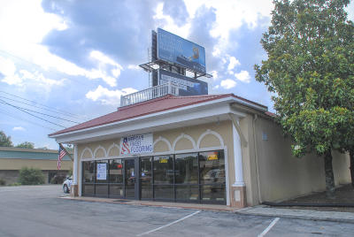 Knoxville Commercial For Sale: 10809 Kingston Pike