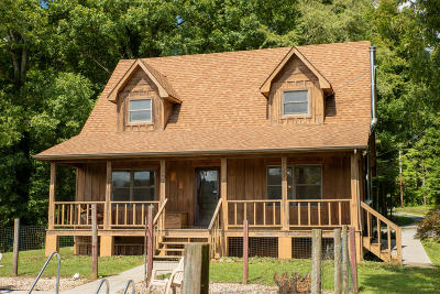 Maryville Single Family Home For Sale: 3330 Pearly Anthony Rd