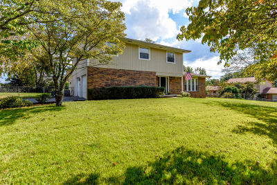 Knoxville Single Family Home For Sale: 1724 Colonade Rd