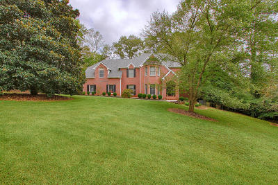 Knox County Single Family Home For Sale: 5405 Mill Ridge Drive