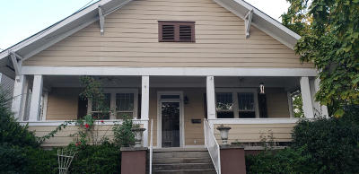 Knoxville Single Family Home For Sale: 1611 Boyd St