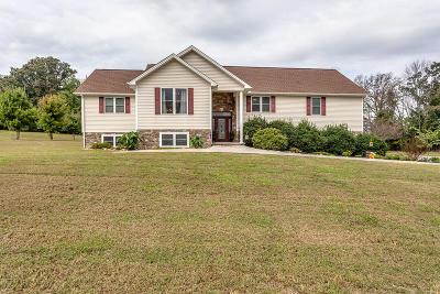 Dandridge Single Family Home For Sale: 1121 Zirkle Rd