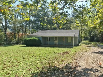 Knoxville Single Family Home For Sale: 11240 Yarnell Rd