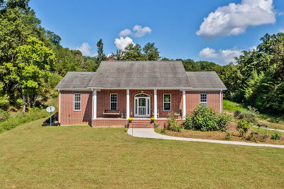 Luttrell Single Family Home For Sale: 400 Satterfield Rd