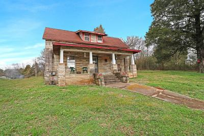 Lenoir City Single Family Home For Sale: 280 Vaughns Chapel Rd