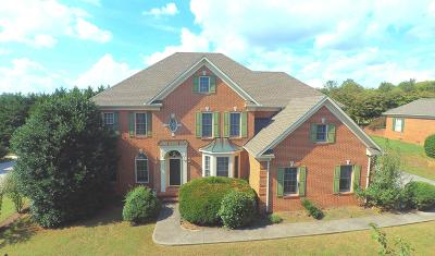 Knoxville Single Family Home For Sale: 8833 Rosemont Blvd