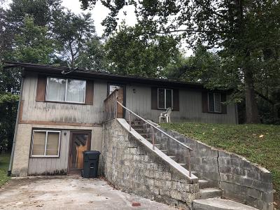 Pigeon Forge Single Family Home For Sale: 3611 Plaza Way