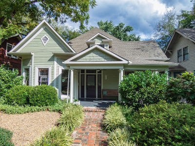 Knoxville Single Family Home For Sale: 918 Eleanor St