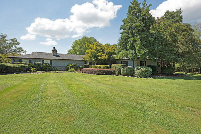 Knoxville Single Family Home For Sale: 3912 Maloney Rd