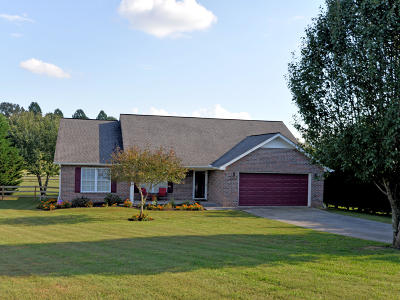 Maryville Single Family Home For Sale: 6630 Howard School Rd