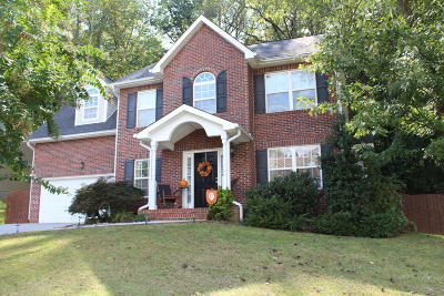 Knoxville Single Family Home For Sale: 10917 Parkgate Lane