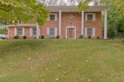 Anderson County Single Family Home For Sale: 1050 W Outer Drive