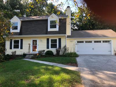 Knoxville TN Single Family Home For Sale: $220,000