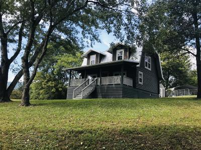 Lafollette Single Family Home For Sale: 1028 W Kentucky Ave