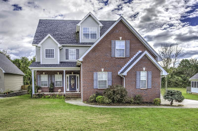 Knoxville Single Family Home For Sale: 9624 Denning Lane
