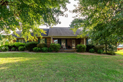 Mooresburg Single Family Home For Sale: 225 Fairway Lane Drive
