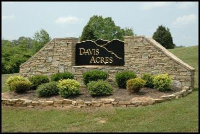 Maryville Residential Lots & Land For Sale: 3812 Mary Frances Drive