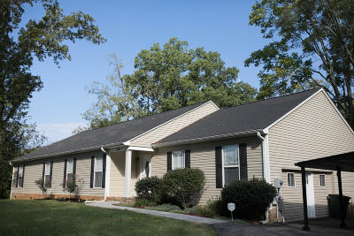 Knoxville Single Family Home For Sale: 5416 Luttrell Rd