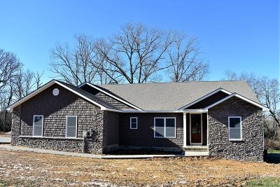 Crossville Single Family Home For Sale: 356 Hillendale Acres Lane