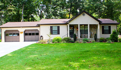 Fairfield Glade Single Family Home For Sale: 185 Lakeside Drive