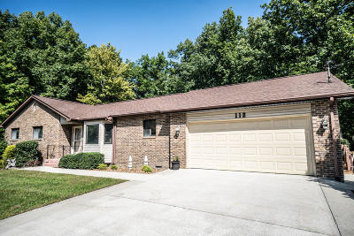 Fairfield Glade Single Family Home For Sale: 112 Markham Lane