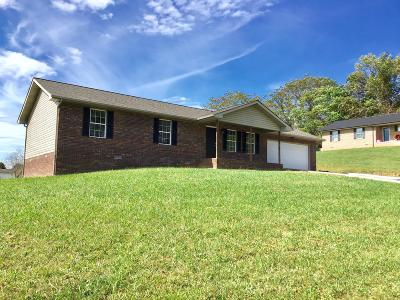 New Tazewell TN Single Family Home For Sale: $139,900