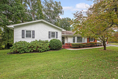 Knoxville Single Family Home For Sale: 2404 Globe Drive