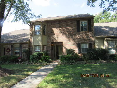 Knoxville Single Family Home For Sale: 8721 Aragon Lane #7