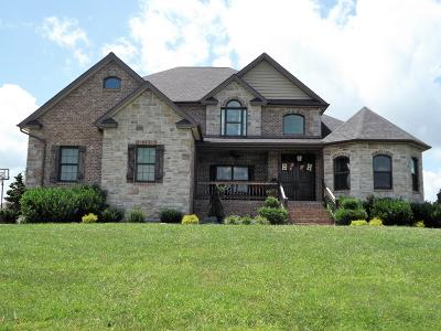 Crossville Single Family Home For Sale: 535 S Victor Way