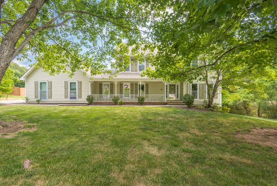 Knoxville Single Family Home For Sale: 204 Long Bow Rd