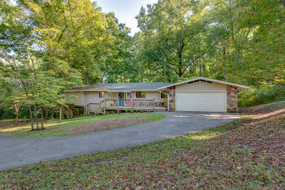 Sevierville Single Family Home For Sale: 1057 Topside Drive