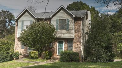 Knoxville Condo/Townhouse For Sale: 642 Shadywood Lane