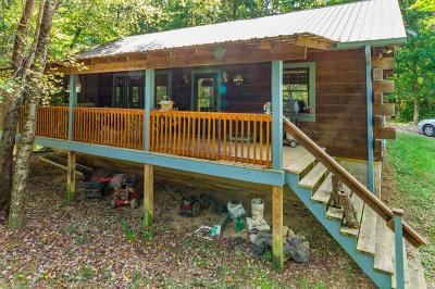 Tellico Plains Single Family Home For Sale: 570 Gamble Gap Rd