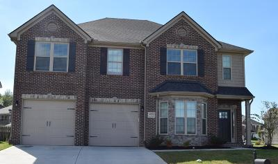 Knoxville Single Family Home For Sale: 12655 Sailpointe Lane