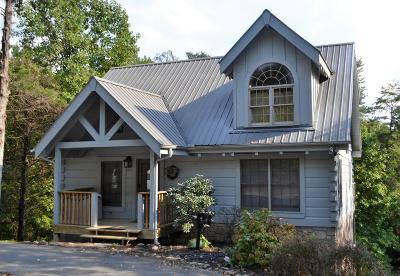 Pigeon Forge Single Family Home For Sale: 2440 Cobbler Way