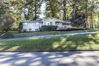 Knoxville Single Family Home For Sale: 109 Stekoia Lane