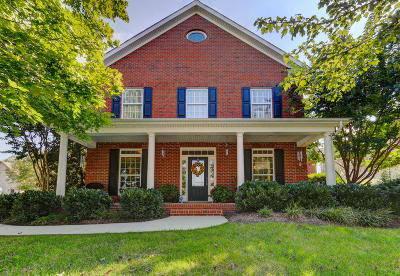 Knoxville Single Family Home For Sale: 12932 Pine Meadows Lane