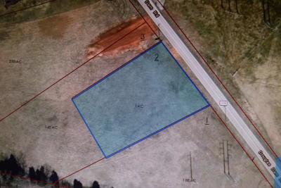 Sevierville Residential Lots & Land For Sale: Lot 2 Douglas Dam Rd/River M