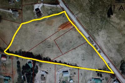 Sevierville Residential Lots & Land For Sale: Lots 1, 2, 3, 4 Douglas Dam Rd
