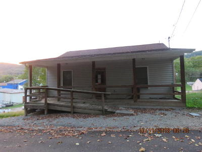 Campbell County Single Family Home For Sale: 307 E Chestnut St