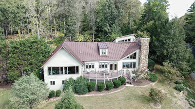Blount County Single Family Home For Sale: 657 Country Club Drive