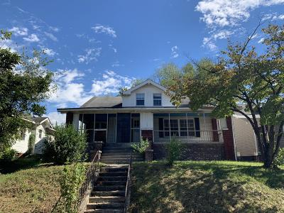 Knoxville Single Family Home For Sale: 2822 Linden Ave