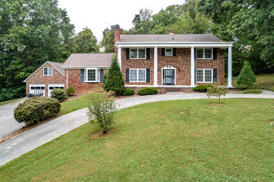 Knoxville Single Family Home For Sale: 1903 Martha Berry Drive