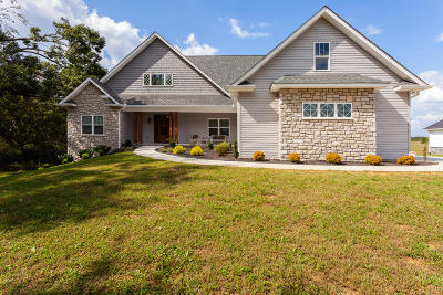 Blount County Single Family Home For Sale: 111 Grassy Knoll Way