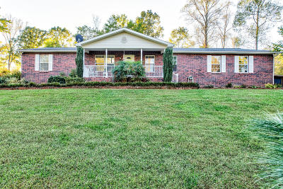 Anderson County Single Family Home For Sale: 234 Echo Valley Rd