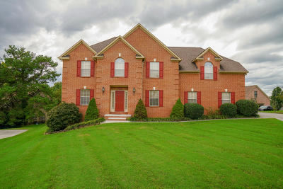 Knoxville Single Family Home For Sale: 5405 Calibur Lane