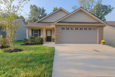 Knoxville Single Family Home For Sale: 721 Klondike Way