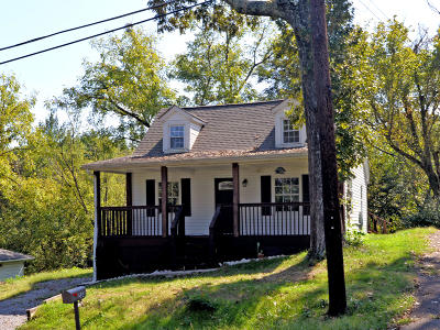 Knoxville Single Family Home For Sale: 364 Nash Rd