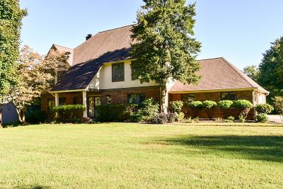 Knoxville Single Family Home For Sale: 1015 NW Chateaugay Rd